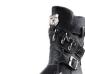 批发2012新款型休闲男靴个性皮靴高邦马靴子