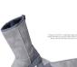 雪地靴 正品 柳丁靴 高筒靴 铆钉靴 中筒靴 牛筋底 女靴子 批发